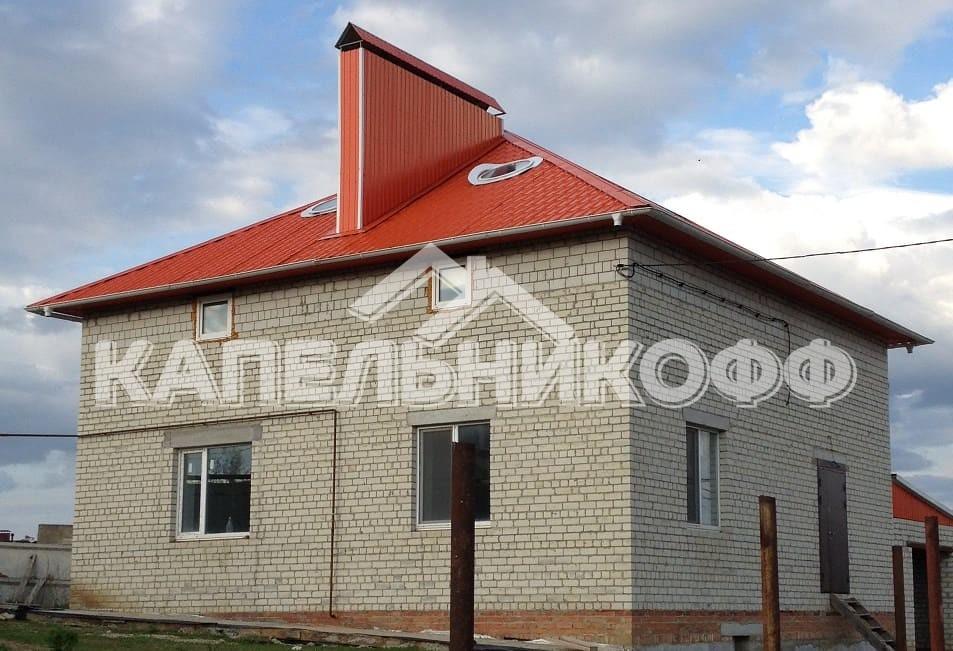 Монтаж металлочерепицы в Саратове